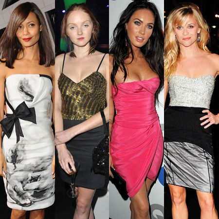 <p> </p><p>Party season never stops for the stars. Get inspiration for your party-wear from the savvy styling of the famous and frocking fabulous <br /></p>