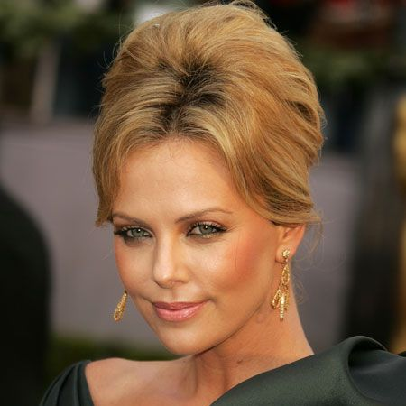 Wither her flawless skin and faultless hair dos, it's no wonder the South African beauty was snapped up by L'Oreal in the noughties and made it as a beauty icon!