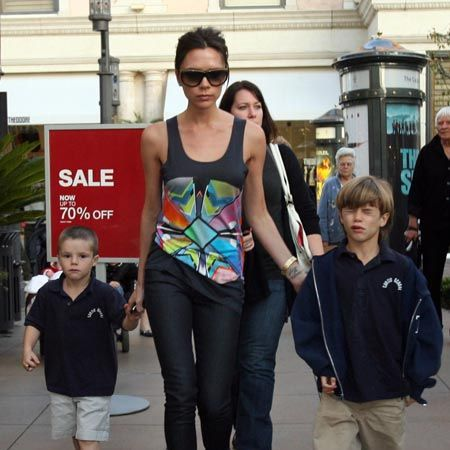 """<!--StartFragment-->  <p class=""""MsoNormal"""">Posh was obviously one woman who was able to resist the temptation of turkey and all the trimmings during Christmas, as she looked tiny in a pair of skinny jeans as she took her boys to the cinema in LA</p>  <!--EndFragment-->"""