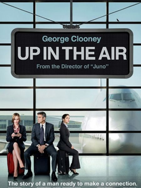 For a George Clooney fittie fest, feast your eyes on the golden oldie in his new film, Up In The Air. If you can take your eyes off him and focus on the plot, it's a dark comedy about bachelor Ryan Bingham, played by George, who fires people for a living and travels the world doing so until he learns some life lessons along the way. Out this Friday.