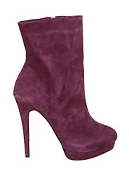 "Purple is one of my favourite colours. These sky high heels are def a wardrobe staple<br /><br />£25, reduced from £90, <a target=""_blank"" href=""http://www.office.co.uk/womens/office/mahiki_platform_ank_bt/10/7406/19898/1/"">www.office.co.uk</a><br />"