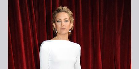 <p>The actress chose a long-sleeve backless Pucci gown, in what seems to be her favourite colour of the season; white</p>