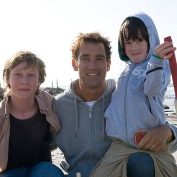 Tissues at the ready, the first 15 minutes of The Boys Are Back will tug on those heart stings as sports journalist Joe (Clive Owen) copes with his wife's sudden death. The rest of the film follows his struggle of being a single dad in the Australian countryside with his no-fuss approach of saying 'yes' to everything that makes you wish his was your dad. Out now. <br />