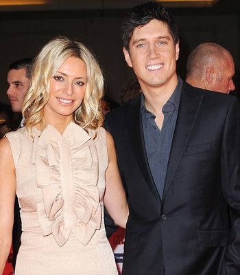 Why why why Vernon? The telegenic TV presenters would have been crowned <em>Cosmo's</em> King and Queen of the small screen until the recent revelations of Vernon's saucy texts to other women. We really hope the couple, who met at a BBC Christmas party can sort things out!