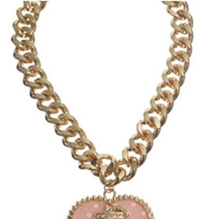 """<p>This most-wanted necklace nails the tough chic, French romantic and nautical trends.</p><p> <br />£16, Freedom at <a target=""""_blank"""" href=""""http://www.topshop.com"""">Topshop</a><br /><br /></p><p> </p>"""