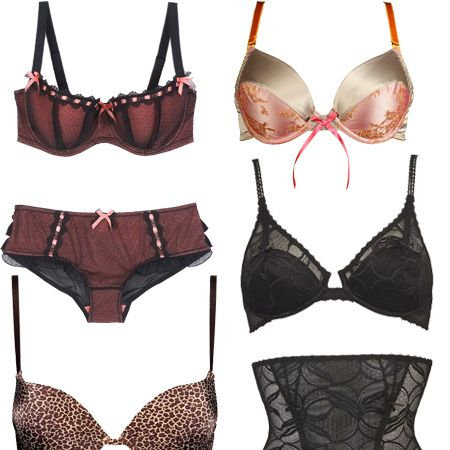 Flirty, fun and flattering – treat yourself to some gorgeous new lingerie. Or better still&#x3B; get your man to treat you!