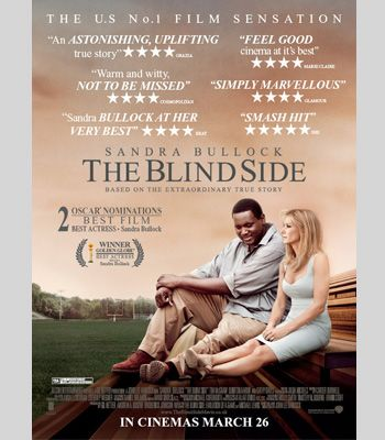 """To celebrate the release of the double Oscar® nominated The Blind Side on 26th March, we have teamed up with Warner Bros to give you the chance to see the film for first and for free at a cinema near you on Monday 8th March. To get your free tickets click on the link below, but be quick, numbers are limited.<br /><br /><a target=""""_blank"""" href=""""http://www.seefilmfirst.com/webuser.screeningProgramme.validatePin.action;jsessionid=0B7FA837F5B27D3DE10E921AFA17E9B0?screeningProgramme.pin=229601"""">www.seefilmfirst.com</a><br />"""