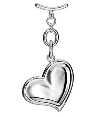 """Go soft and sentimental with this heart charm that your mum can use every day. She can get creative and customise her handbag or keep it close and use it as a keyring <br /><br />£45, <a target=""""_blank"""" href=""""http://www.linksoflondon.com/gb-en/online-shop/gifts/lifestyle/8422-thumbprint-heart-handbag-charm"""">www.linksoflondon.com </a><br /><br />"""