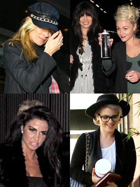 Click through to see the celebs out and about this week...<br />