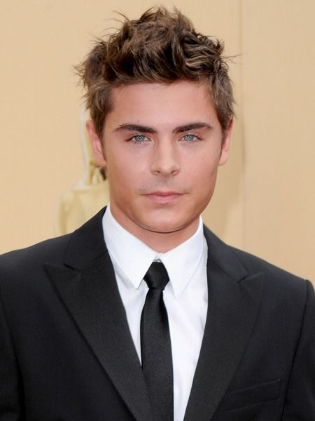 Thank the Oscars for giving us an excuse to lust after the lush that is Zac