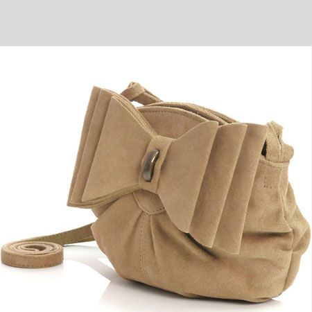 """This sexy suede number will take you to the Wild West paired with double denim or back to 70s bohemia worn with a maxi dress. Love it!<br /><br />£35, <a target=""""_blank"""" href=""""http://www.faith.co.uk/taupe-blaura-cross-body-bag-prod591270/ """">www.faith.co.uk</a><br />"""