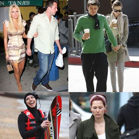Click through to see the celebrities out and about this week...<br />