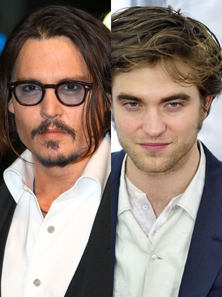 Both boys are box office smashes and can make sane women insane when they're on the red carpet. But would you rather get your teeth into Rob or escape to Wonderland with Johnny? <br /><br />