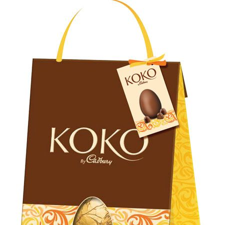 Birmingham based chocolatiers, Cadbury never fail on the Easter egg front. The messiahs of milk chocolate will let you gorge on their grown up version of the stuff with a dairy milk egg and KOKO truffles that are a smooth and sweet sensation<br /><br />Cadbury KoKo medium egg, £4.99, available nationwide<br /><br />