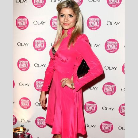 <p>The BAFTA winning Cosmo cover star went from children's presenting Princess to Queen of daytime TV fronting This Morning. Her image followed suit and she's graduated from girl next door to one of the most glamorous yummy mummies on the presenting planet</p>