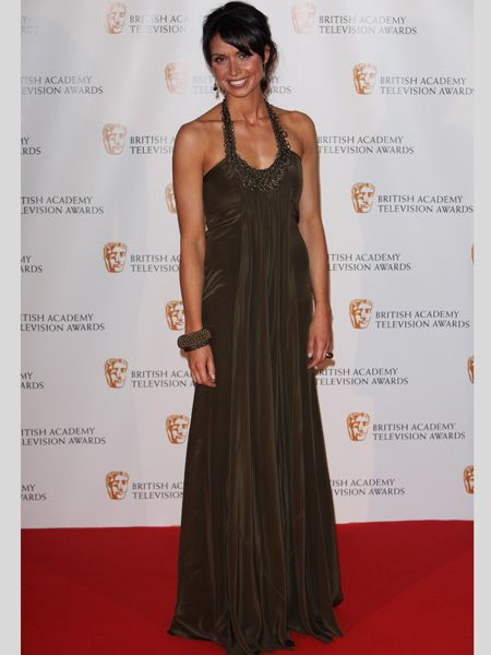 <p>With a politics degree, stand-up comedy and presenting career under her belt, this media star has got style <em>and</em> substance. She's upped the fashion factor since dating footballer Frank Lampard but she's no average WAG - this glam girl's got guts (who else water-skiied the English Channel for charity?)</p>