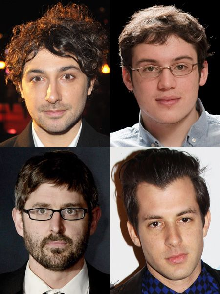 Move over cool cuties our attention and affections are being diverted by a new breed of boys – the super intelligent and slightly - dare we say – sexy pack of geeks. Check out our pick of the boffin bunch