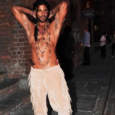 "<p>'Strictly Come Dancing' runner-up Ricky Whittle celebrated his exit from 'Hollyoaks' with a Western-themed party<br /></p><p><br />Click <a title=""ricky whittle topless"" target=""_blank"" href=""men/Cosmopolitan-Male-Centrefolds-Ricky-Whittle/gallery"">here</a> to see Ricky topless  <br /></p>"