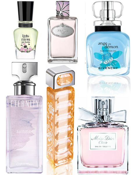 It's not only time to crack out the sandals and sunnies, your fragrance wardrobe needs updating for sunnier skies too. These hot new perfumes are the perfect scent refreshers to splash on this season
