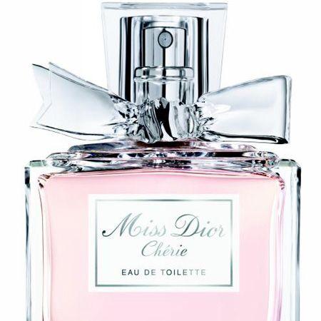 <p>A spritz of this fresh, floral fragrance will transport you to Paris in summertime - it's romantic, stylish and seductive.</p><p>Miss Dior Chérie Eau de Toilette, £48 / 50ml </p>