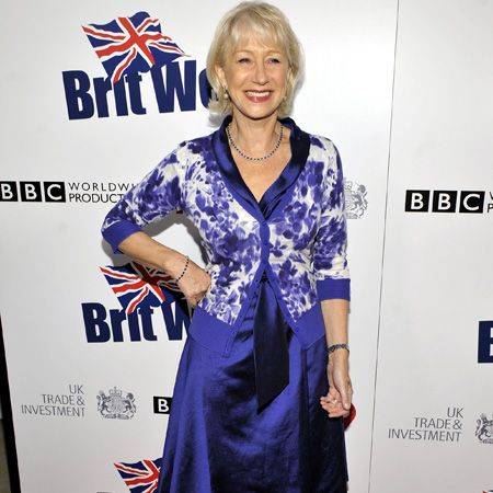 Be it as part of the National Youth Theatre or the Royal Shakespeare Company, Ms Mirren's conveyed commanding women from Cleopatra to a racy housewife in Calendar Girls with huge critical acclaim. Off-stage her style's equally impeccable, making headlines for looking flawless in a bikini at 63 and getting the thumbs up for her glam gowns on red carpets. What an inspiration