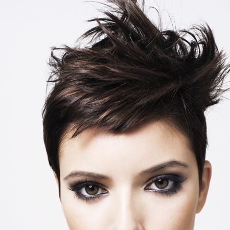"""<p>Get some new season hair style inspiration, from crops to longer lengths...</p><p>Vive la gamine and get creative. Smooth, spiky or slicked back, there's a lot of versatility in this elfin crop, whether you want to look posh or off-duty.</p><p>Flatters face shapes: Oval, heart.</p><p>Neil Smith at Barrie Stephen Hair salons, Leicestershire. Tel: 0844 445 2888 <a target=""""_blank"""" href=""""http://www.barriestephenhair.co.uk"""">www.barriestephenhair.co.uk </a></p>"""