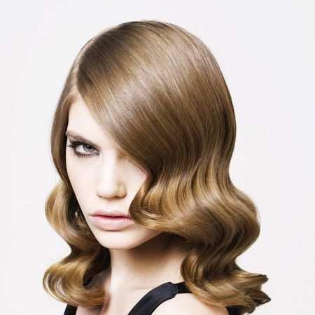 """<p>The epitome of modern glamour with a classic Hollywood vibe, achieve this look yourself with styling irons or via your stylist for a special occasion. The chestnut brown shade is gorgeous too.</p><p>Flatters face shapes: Oval, heart, square.</p><p>Neil Smith at Barrie Stephen Hair salons, Leicestershire. Tel: 0844 445 2888 <a target=""""_blank"""" href=""""http://www.barriestephenhair.co.uk"""">www.barriestephenhair.co.uk   </a></p>"""