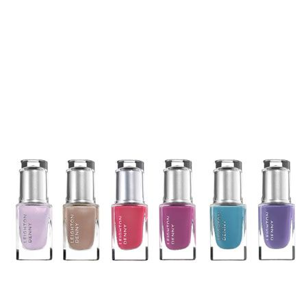 <p>The nail expert's collection is inspired by the 1940s with a nod to this season's biggest trends - pastels, neutrals and brights. We are a fan of the blue shade 'Notorious', plus we spotted Jade Jagger sporting it </p>