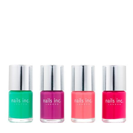 <p>The yummy 'Ice Cream' collection is back on sale for a limited time only. All four sweet shades will go with your summer wardrobe but we're addicted to 'Maple Street', a dreamy, creamy coral!</p>