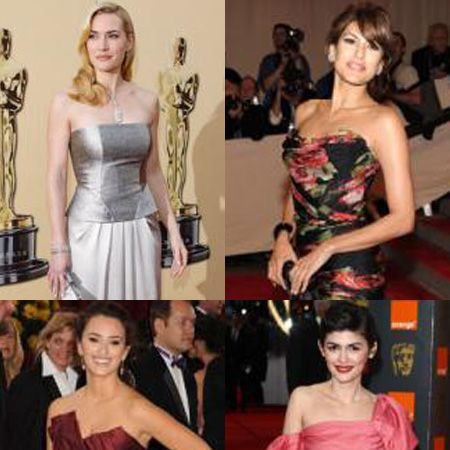 <h3>Hollywood houses some of the glammest girls on the planet. From Penelope Cruz to Eva Green these actresses possess screen presence and premier elegance in equal measure. Watch and learn... </h3>