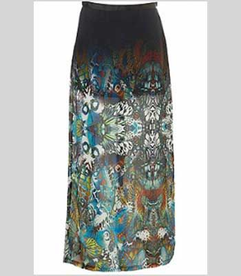 """<!--[endif]-->  <p class=""""MsoNormal"""">This maxi skirt is gorgeous. It has the whole tribal/festival thing going on, making it perfect for when it's hot but you still don't fancy getting your legs out. Winner!</p><p class=""""MsoNormal""""> </p><p class=""""MsoNormal""""> £40, <a target=""""_blank"""" href=""""http://www.topshop.com/webapp/wcs/stores/servlet/ProductDisplay?beginIndex=0&viewAllFlag=&catalogId=19551&storeId=12556&categoryId=151408&parent_category_rn=85550&productId=1725001&langId=-1"""">www.topshop.com</a><br /></p>  <!--EndFragment-->"""