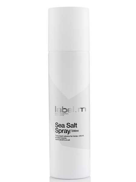 <p>A mattifying salt spray will give your hair that tousled touch-me texture. Spritz this all over your hair when it's damp and leave to dry naturally. It's the easiest way to make waves</p>  <p>Label M Sea Salt Spray, £11.50, available from TONI&GUY and essensuals salons nationwide (0870 770 8080)</p>