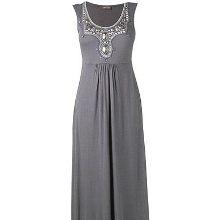 """<p>If you've got a summer wedding penciled into your diary, then you can't go wrong with this gorgeous embellished gown – dress it up with heels or down with flip flops</p><p>£85, <a target=""""_blank"""" href=""""http://www.johnlewis.com/89742/Style.aspx?source=46387"""">www.johnlewis.com </a><br /></p>"""