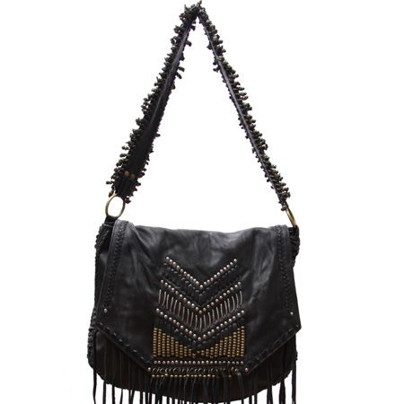 """<p>The latest beauty on Kate Hudson's arm comes in the form of this bag - from asos! Get it before it's gone</p><p>£150, <a target=""""_blank"""" href=""""http://www.asos.com/Asos/Asos-Premium-Leather-Fringed-Mixed-Studded-Bag/Prod/pgeproduct.aspx?iid=1024880"""">www.asos.com</a></p>"""