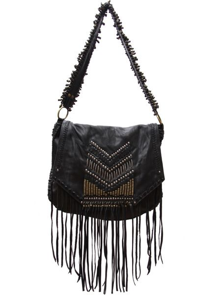 "<p>The latest beauty on Kate Hudson's arm comes in the form of this bag - from asos! Get it before it's gone</p>  <p>£150, <a target=""_blank"" href=""http://www.asos.com/Asos/Asos-Premium-Leather-Fringed-Mixed-Studded-Bag/Prod/pgeproduct.aspx?iid=1024880"">www.asos.com</a></p>"