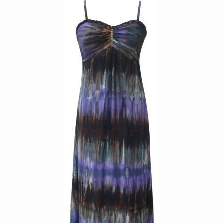 """<p>We adore this tie-dye maxi new in at Sugarhill Boutique. A serious head-tuner! </p><p>£57, <a target=""""_blank"""" href=""""http://www.sugarhillboutique.com/"""">Sugarhill Boutique</a></p>"""