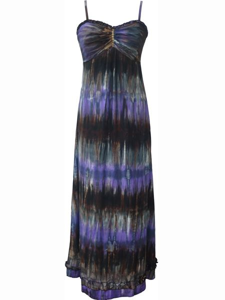 "<p>We adore this tie-dye maxi new in at Sugarhill Boutique. A serious head-tuner! </p>  <p>£57, <a target=""_blank"" href=""http://www.sugarhillboutique.com/"">Sugarhill Boutique</a></p>"