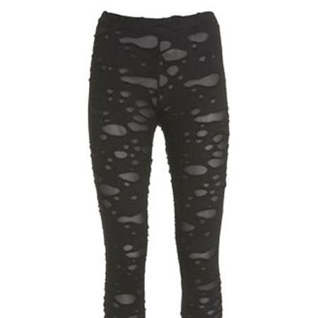 """<p>Not ready to bare the legs quite yet? Then get your mitts on these rock chick leggings, problem solved! </p><p>£18, <a target=""""_blank"""" href=""""http://www.warehouse.co.uk/ripped-leggings//warehouse/fcp-product/300785"""">www.warehouse.co.uk</a></p>"""