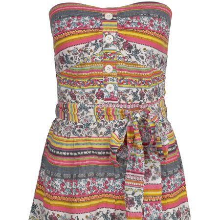 <p>This amazing tribal playsuit has just hit Peacocks. We predict a brawl! </p>