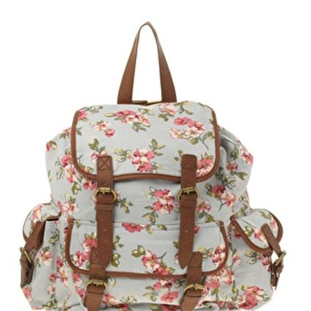 <p>We love a rucksack right now! Whether you're getting down and dirty at Reading or jetting off some place hot, this cute floral rucksack will see you on your way.</p>