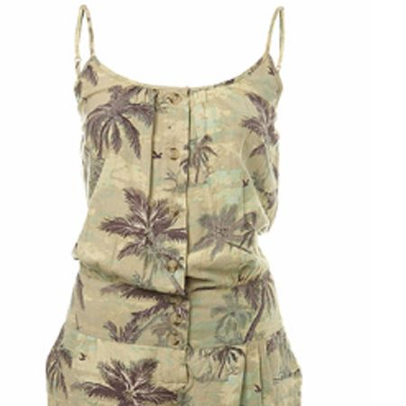 <p> Chill out in this Hawaiian print from Miss Selfridge. </p>