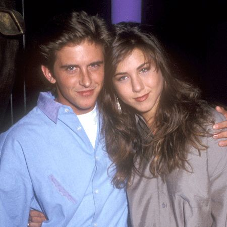 It's time to step back to 1990. Jennifer Aniston was a fresh faced actress just stepping onto the showbiz scene and Charlie Schlatter was her goofy co star in the short lived TV series of Ferris Bueller. It was a typical young romance&#x3B; intense, passionate and brief