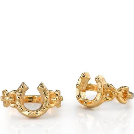 """<p>The House of Harlow 1960 jewellery range by Nicole Richie has just launched at 3elevenboutique.com. We LOVE the 60s and 70s bohemian heyday vibe and need these horseshoe stack rings in our life now!</p><p>£32, <a target=""""_blank"""" href=""""http://www.3elevenboutique.com/buy.aspx/68670"""">www.3elevenboutique.com</a> </p>"""