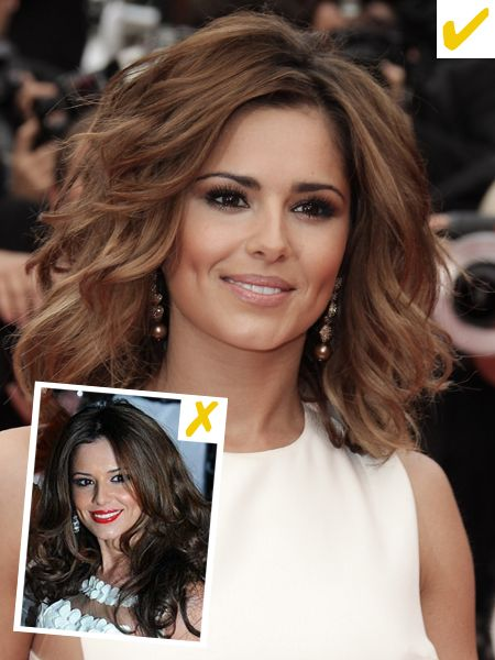 "<p>Cheryl Cole became the nation's sweetheart thanks to her X Factor form, flawless face and luscious long locks. Whist we loved her full, voluminous 'do we were crying out for her to experiment and, like most of us, it took a break-up to spark her to reach for the scissors. Post-Ashley Cheryl's sporting a long choppy bob that's fresh and funky. No regrets, eh?! To get expansion at your roots try Sexy Hair Big Tease Backcomb in a Bottle, £12.49, <a target=""_blank"" href=""http://www.chemistdirect.co.uk/sexy-hair-big-what-a-tease-backcomb-in-a-bottle_1_158506.html"">www.chemistdirect.co.uk</a></p>"