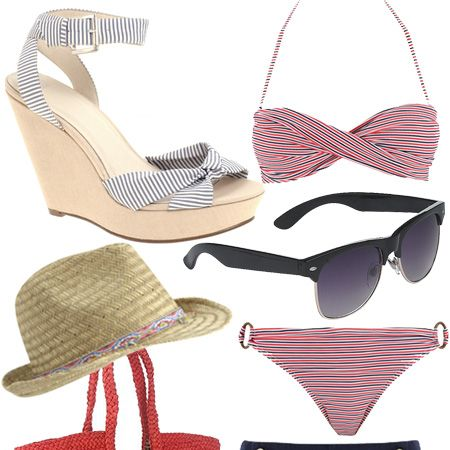 <h3>Can you get all you need for a week away with £100? You bet. Here's the essential selection that'll take you from the pool to the party...</h3>