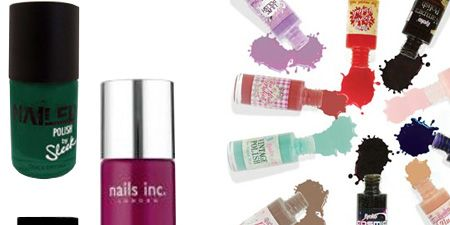 Blogger\'s best: top ten nail products
