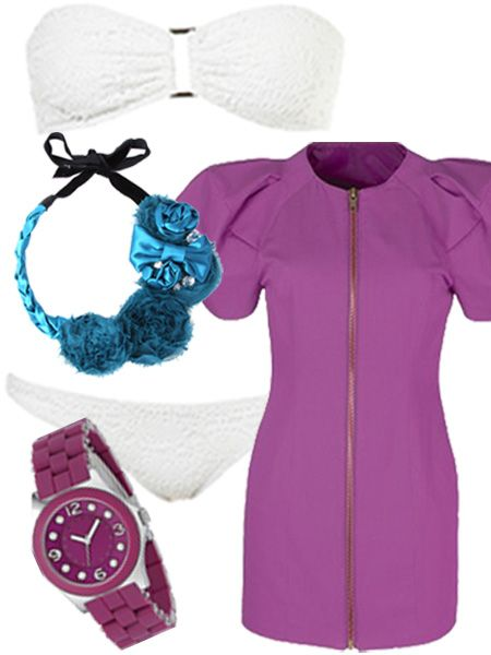 <h3>Lighten and brighten your wardrobe for summer with some key, wear-anywhere pieces in the hottest hues.</h3>