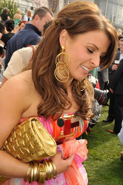 <h3>Ever since we spotted Coleen Rooney doing Ladies' Day at the races in these killer danglies we've been scouring the shops to find some earring aid for ourselves. Here's our pick of the top statement styles that will overhaul your outfit in a flash</h3>