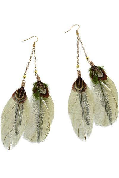 """<p>Feathers are still the trimming du jour. These are perfect for festivals and summer shindigs</p>  <p>£8, <a target=""""_blank"""" href=""""http://www.dorothyperkins.com/webapp/wcs/stores/servlet/ProductDisplay?beginIndex=0&viewAllFlag=true&catalogId=33053&storeId=12552&categoryId=212425&parent_category_rn=208724&productId=1847788&langId=-1"""">dorothyperkins.com</a> </p>"""