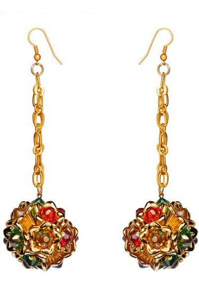 """<p>We've recently discovered Bling Deenie jewellery and accessories. The designer's earrings are serious head turners. Love 'em!</p>  <p>£48, <a target=""""_blank"""" href=""""http://www.blingdeenie.com/shop/index.php/jewellery/cherry-blossom-earrings-5.html"""">blingdeenie.com</a> </p>"""